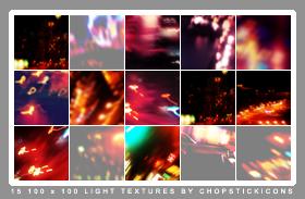 Light Textures by FearTheChopstick