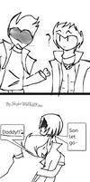 Daddy!! (lil short comic)