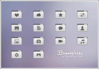 BeautyFolds by Metalbone1988