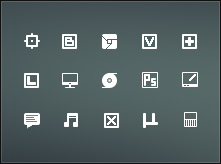 Dock Icons 1.0 by Metalbone1988