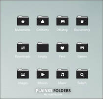 Plainxs Icons by Metalbone1988