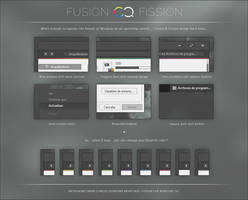 FUSION VS by Metalbone1988