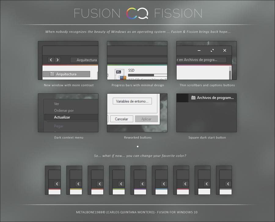 FUSION VS by Metalbone1988