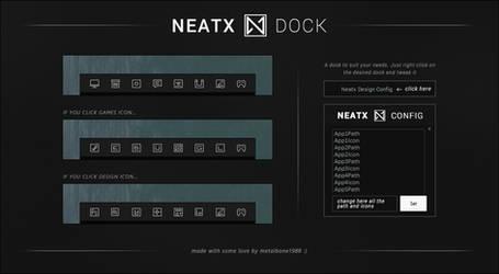 NeatX Dock