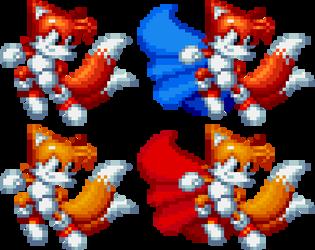 Super Tails Concept