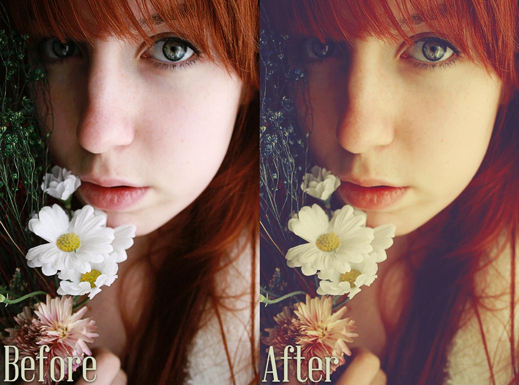 Photoshop Action 1 by Grace-like-rainx