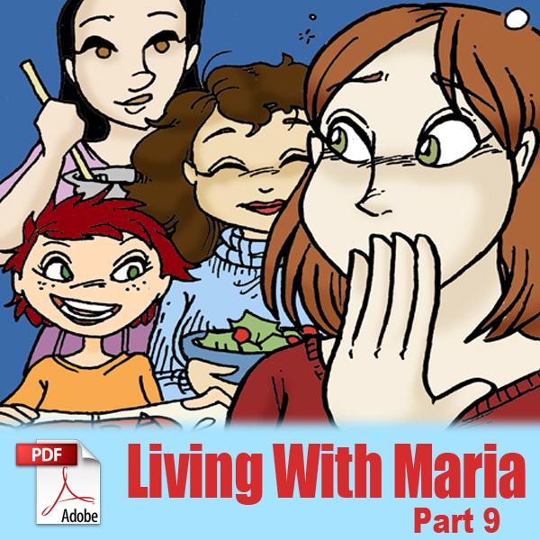 Living With Maria: Part 9 by x-22