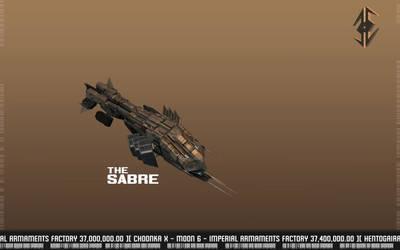 EVE-Online Sabre Commercial