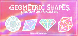 Geometric Shapes Brushes .abr