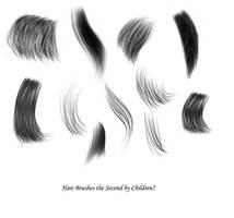 Hair 2 Redone in 2018 by Children7