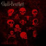 skull-brush-set