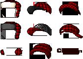 [ F2U ] Plaid Hats by Bathtoys