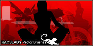 Silhouette Brushes 4