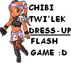 Twilek Dress Up Game lol by Qvi