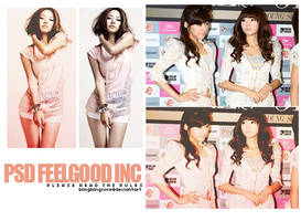 PSD FEELGOOD INC by blingblingcore