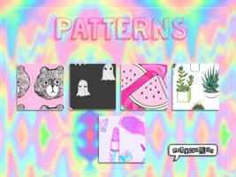 +Ramdoms Patterns by PatyOOR99