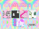 +Ramdoms Patterns