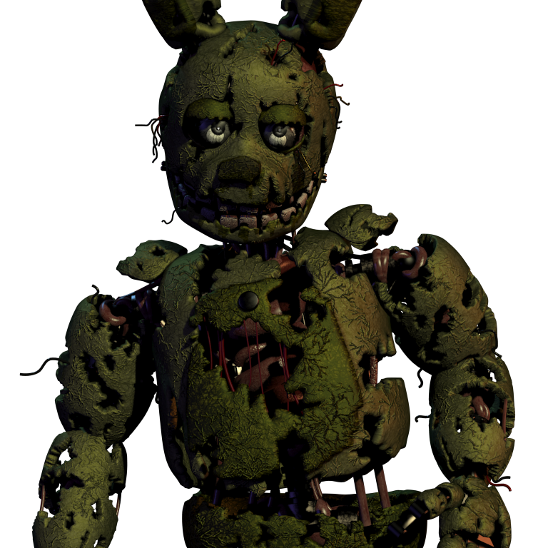 Springtrap x Reader Oneshot LEMON by Ribani-Vivani on DeviantArt