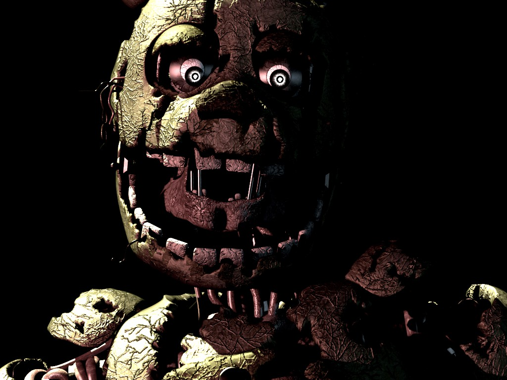 Group of Fnaf Spring Trap Is