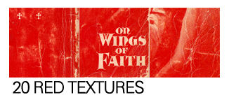 Red Prayer Textures