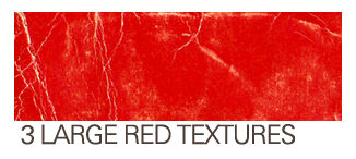Red Prayer Textures Large