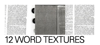 Dictionary textures