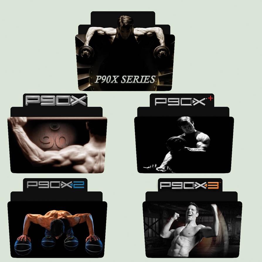P90X Series by SC8634 on DeviantArt