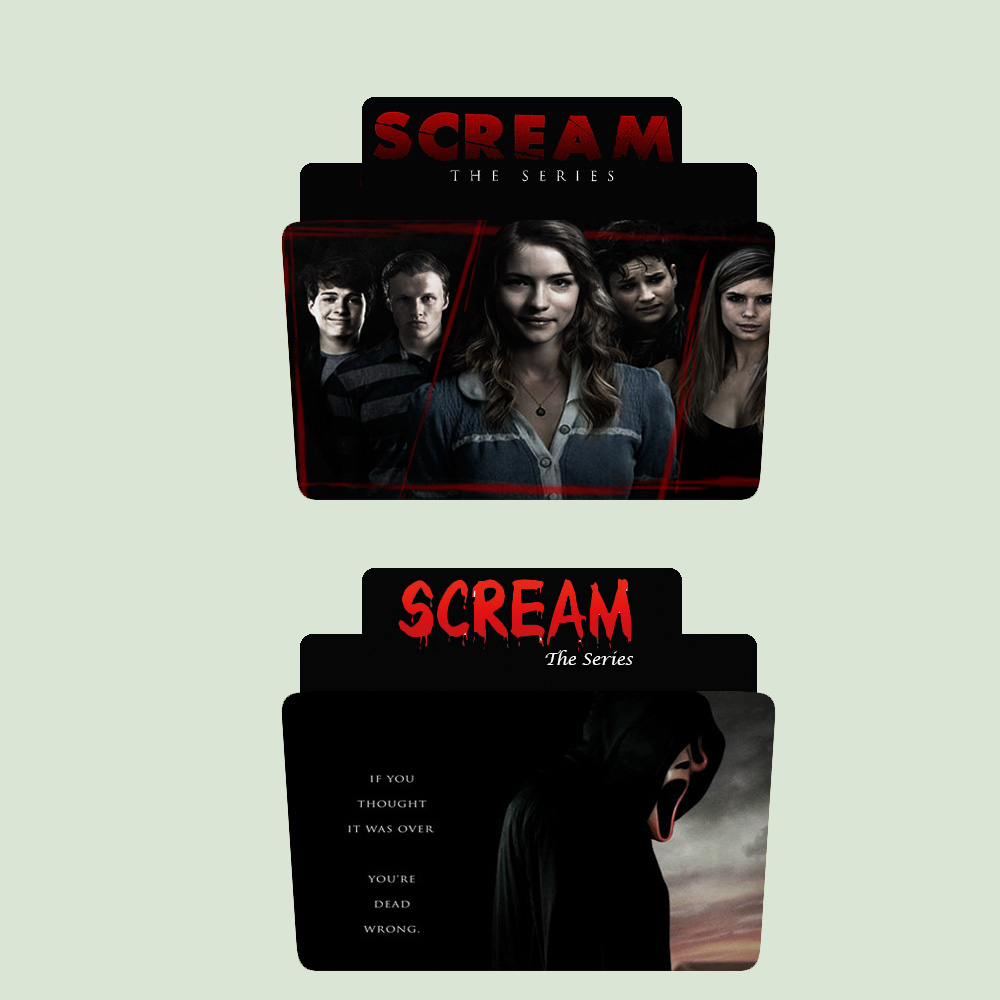 Scream The Series Verison-2 by SC8634 on DeviantArt