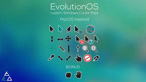 EvolutionOS Custom Cursors for Windows