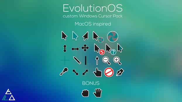 EVO Custom Cursors for Windows