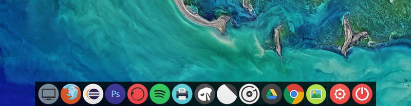 EVO Numix Dock Theme (Rocket/Nexus Dock) by SK-STUDIOS-DESIGN