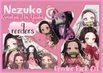 Nezuko Render Pack - O3