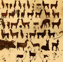 Llama Custom Shape Pack