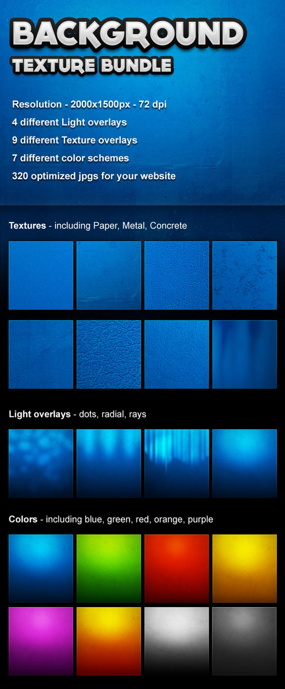 Free Background Texture Bundle by NilsHuber