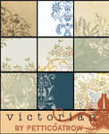 Icon Bases: VICTORIAN