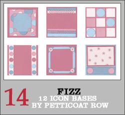 Icon Textures: Fizz by petticoatrow
