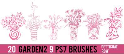 Garden 2 PS 7 Brushes