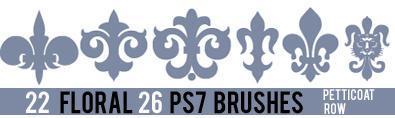 FleurDeWee PS 7 Brushes