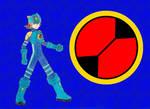 MMBN: ReInstalled- Cross Fusion Mega Man! by HatOnFire