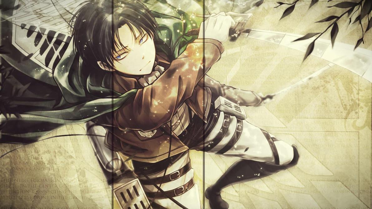 Levi x Male!Reader Senpai! Pt 1 by K-chann on DeviantArt