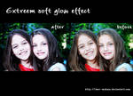 extreem soft glow action