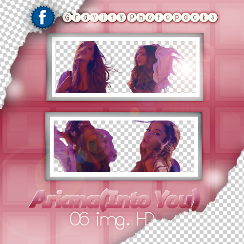 PNGS Ariana Grande Into You By RatoncitaDeAcevedo