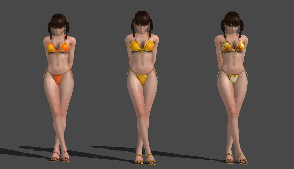 Lei Fang bikini ( download ) by jim4444