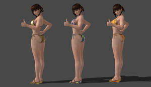 Lei Fang bikini pack 2 ( download )