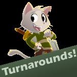True Tail: Caleb Turnaround by SkynamicStudios