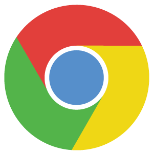 Chrome Logo - Vector by TheQZ