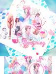 [150403] PSD Cover FB + Wallpaper - Sooyoung