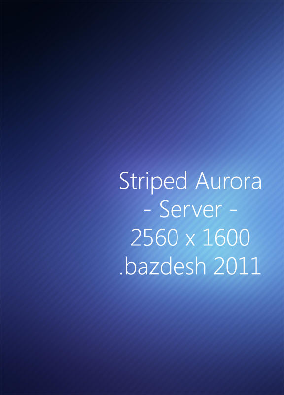 Striped Aurora - Server by bazdesh