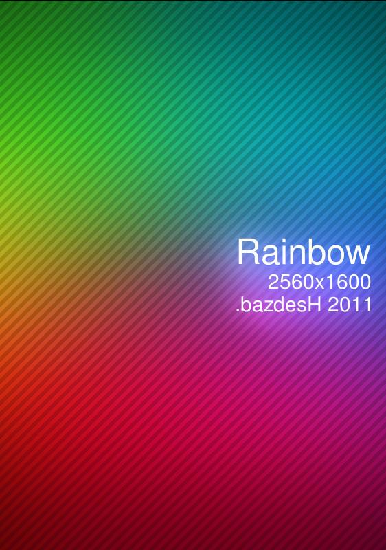 Rainbow by bazdesh