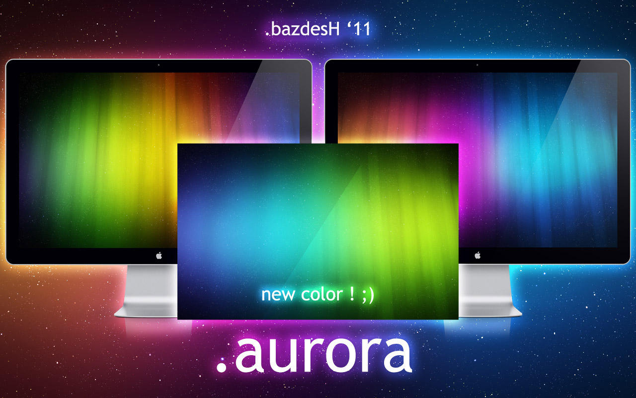 . aurora -v2- by bazdesh